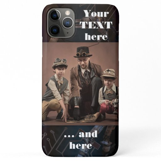 Your Photo Tech Dad Phone Case
