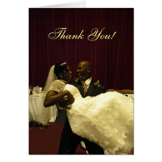 Your Photo Thank You Card