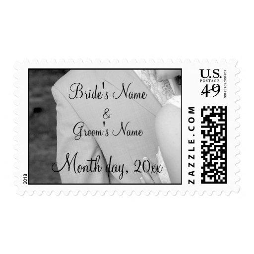 Your Photo Wedding Stamp -