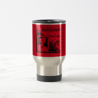 your photograph travel mug