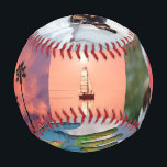 """YOUR PHOTOS custom collage baseball<br><div class=""""desc"""">See my store for more custom photo items.</div>"""