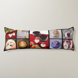 Bed Body Pillows Zazzle