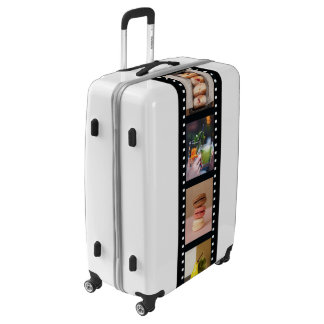 YOUR PHOTOS custom template luggage