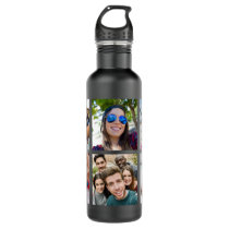 YOUR PHOTOS custom water bottles