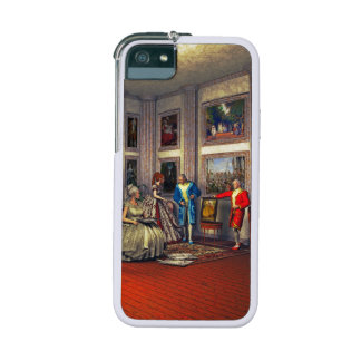 Your photos in a historical art gallery case for iPhone 5