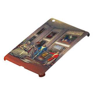 Your photos in a historical art gallery cover for the iPad mini