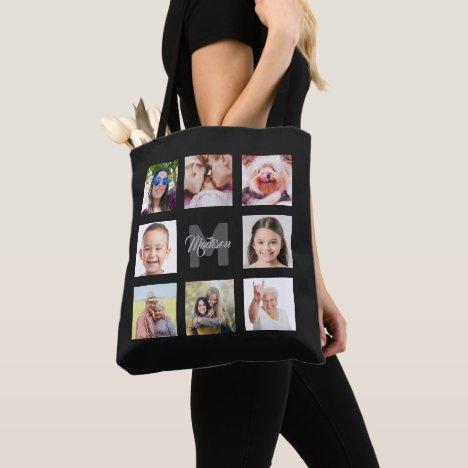 YOUR Photos & Monogram custom bags