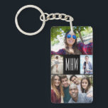 """YOUR PHOTOS &amp; MONOGRAM key chain<br><div class=""""desc"""">Sample images by freepik.com (used with license),  modified by me. See my store for more custom photo products.</div>"""