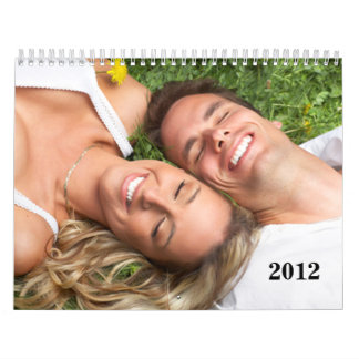 Your Photos on Every Page Calendar