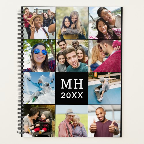 YOUR PHOTOS  TEXT custom planner