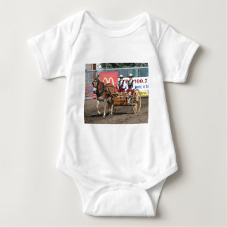 YOUR PIC YOUR TEXT COLOR AND STYLE BABY BODYSUIT