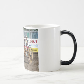 YOUR PIC YOUR TEXT COLOR AND STYLE MAGIC MUG
