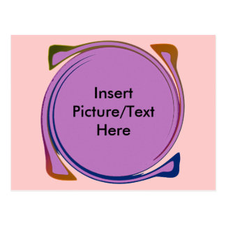 Your Picture/Text Here Postcard