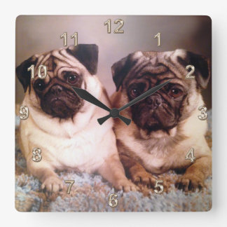 YOUR PICTURE Wall Clocks with INSTRUCTIONS