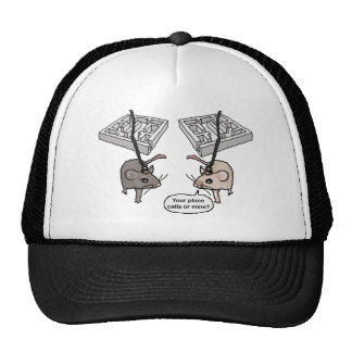 Your Place (Cells) or Mine? Trucker Hat