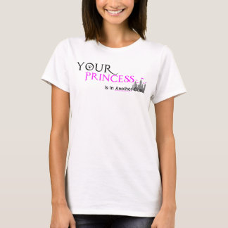 Your Princess is in Another Castle Shirt