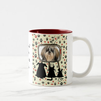 Your Pup on Television Mug