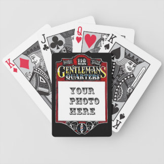Your Quartet, Etc Bicycle Playing Cards