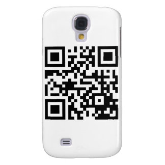 Your Quick QRS Code In Stuff Galaxy S4 Case