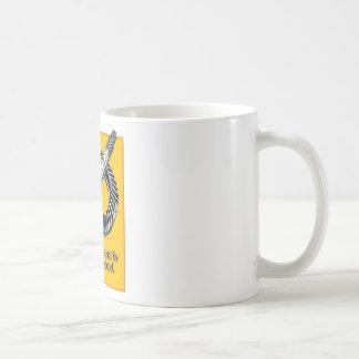 Your rearend mug