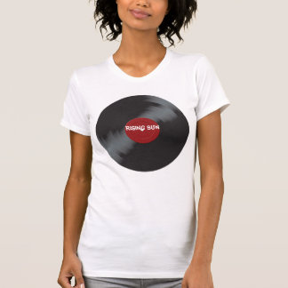 Your Record T-shirt - Customized
