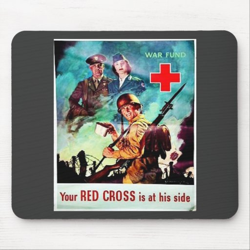 Your Red Cross Mousepads