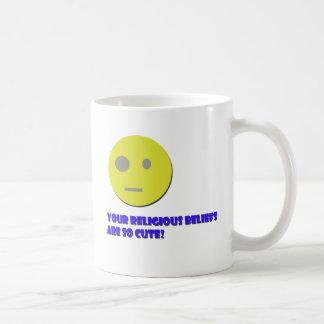 Your Religious Beliefs Coffee Mug