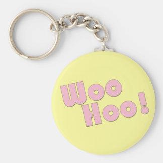 Your Rock! WooHoo! Keychain