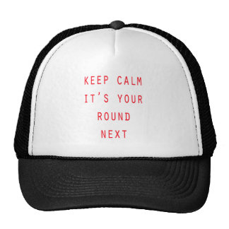 your round next hats