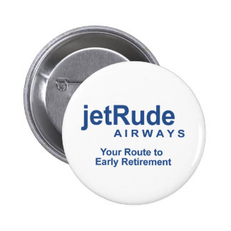 Your Route to Early Retirement 2 Inch Round Button