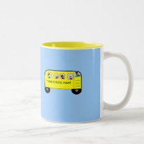 YOUR SCHOOL BUS - mug