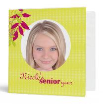 Your Senior Year Binder binders