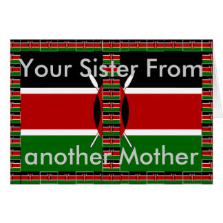 Your sister from another Mother Greeting Card