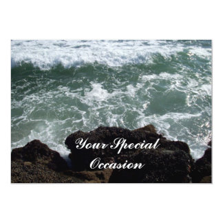 Your Special Occasion Ocean or Beach Invitation