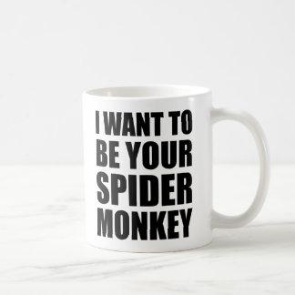 Your Spider Monkey Coffee Mug