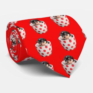 Your Square Photo Custom Neck Tie