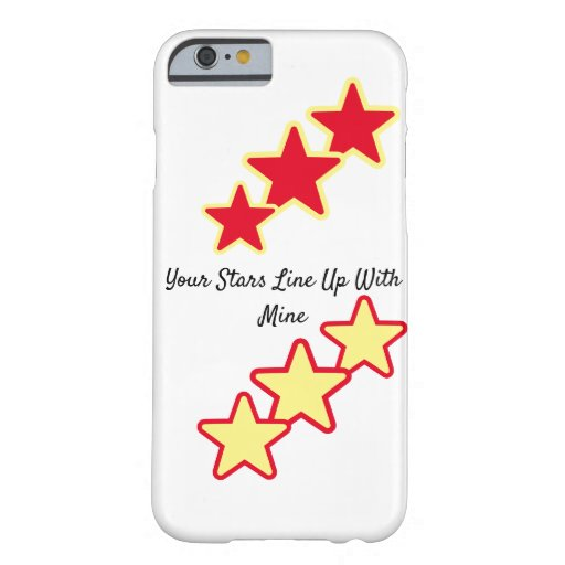 Your Stars Line Up With Mine   Phone Cover