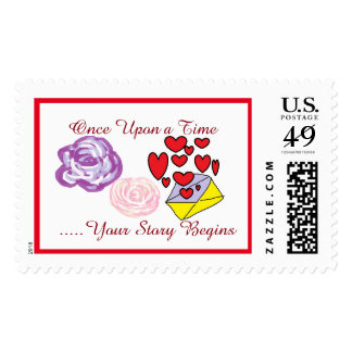 Your Story begins Stamps
