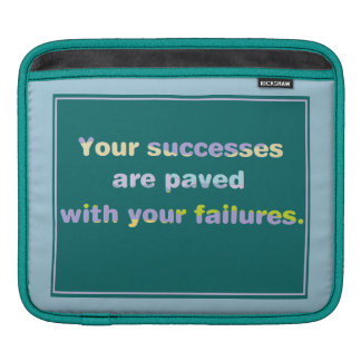 Your Successes iPad Sleeve