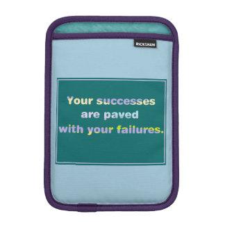 Your Successes Mini Ipad Vertical Sleeve iPad Mini Sleeve