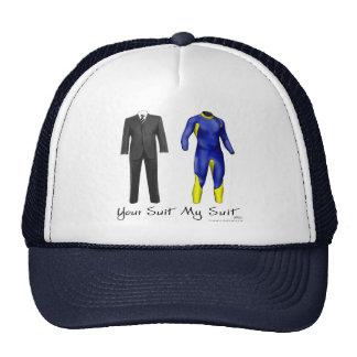 Your Suit My Suit Hat