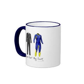 Your Suit My Suit Mug