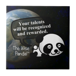Your talent will be recognized and rewarded tile