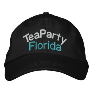 Your Tea Party-Taxed to the MAX- by SRF Embroidered Baseball Cap