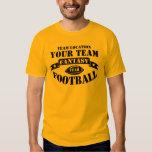 YOUR TEAM FANTASY FOOTBALL BALL YEAR T-Shirt