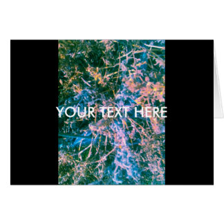 Your text here Alien Virus Card