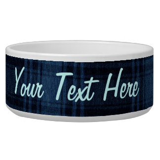 Your Text Here Bowl