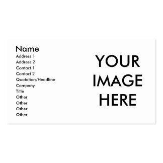 Your Text Here Business Card