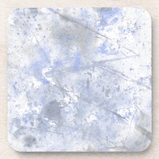 Your text here : Dirty Blue Coaster