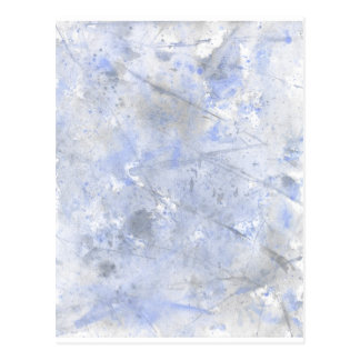 Your text here : Dirty Blue Postcard